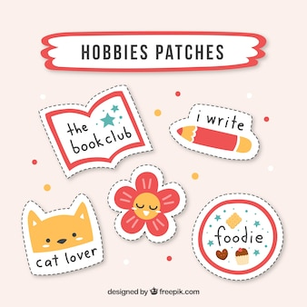Hobbies patches