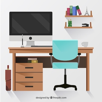 Home workplace
