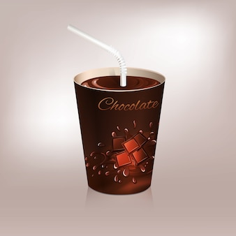 Hot chocolate design