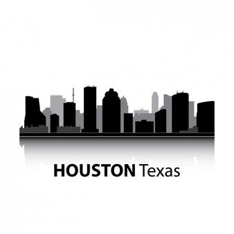 Houston skyline design