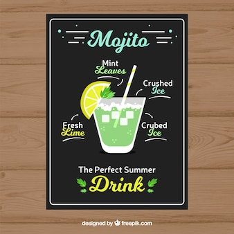 How to make a delicious mojito