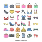 Iconic fashion accesories