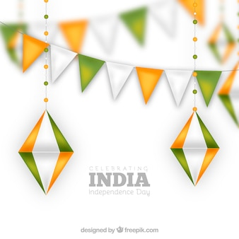 India independence day garland design