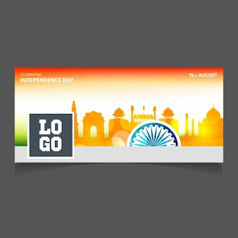 Indian famous monument facebook cover
