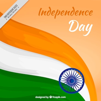 Indian flag independence day background