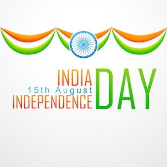 Indian independence day design