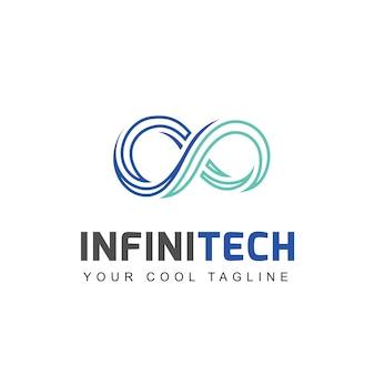 Infinite logo design