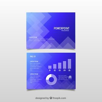 Infographic presentation template