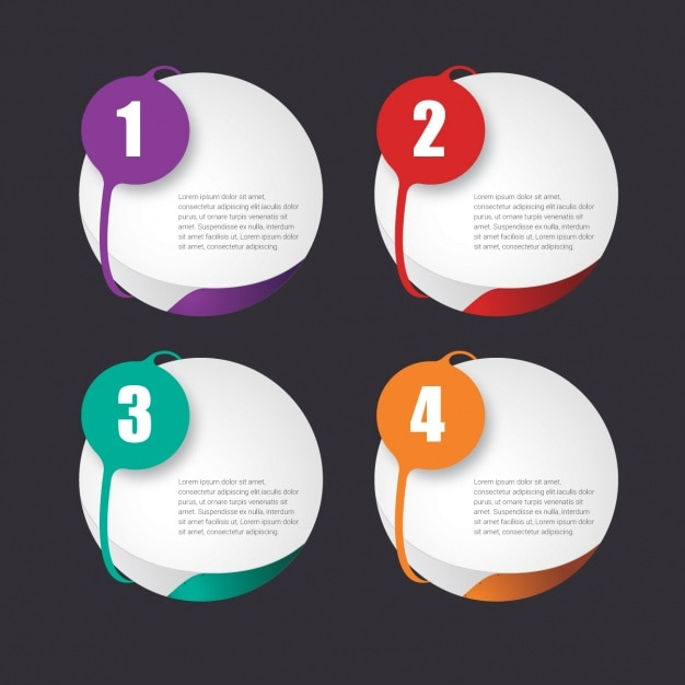 Infographic Design Vectors, Photos and PSD files | Free Download