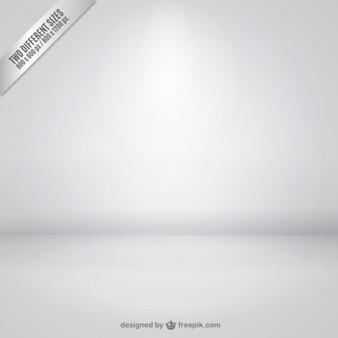 Inside empty room background vector