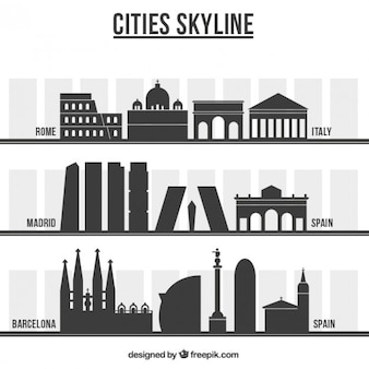 International city skylines