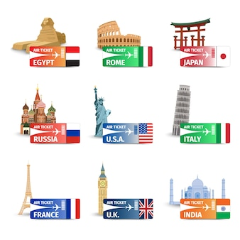 International monuments collection