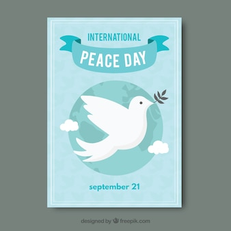international peace day flyer
