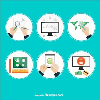 Internet online appliations design