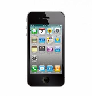 iphone s vector
