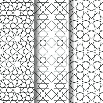 Islamic geometry pattern