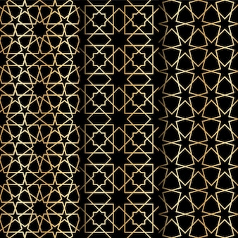 Islamic geometry pattern