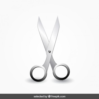 Isolated scissors