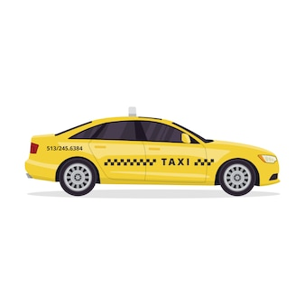 Isolated taxi design