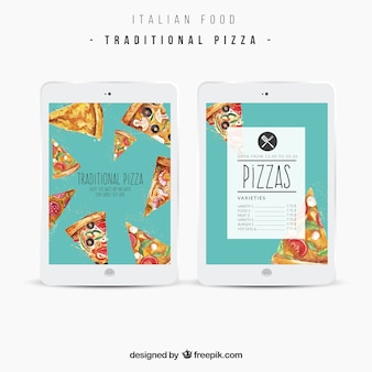 イタリア料理アプリ