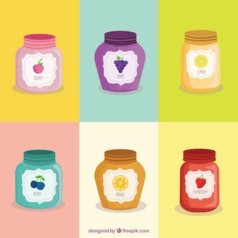 Jam of flavors pack