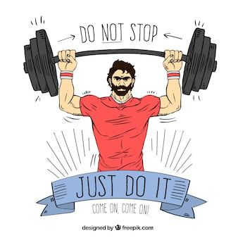 Just do it background
