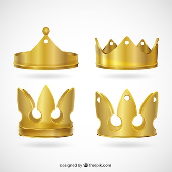 King crowns collection