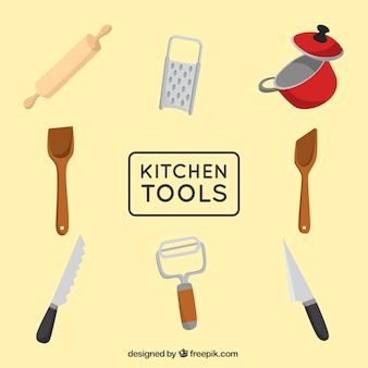 Kitchen tools pack