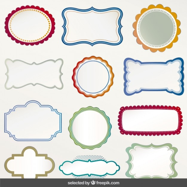 Shapes Vectors, Photos and PSD files   Free Download