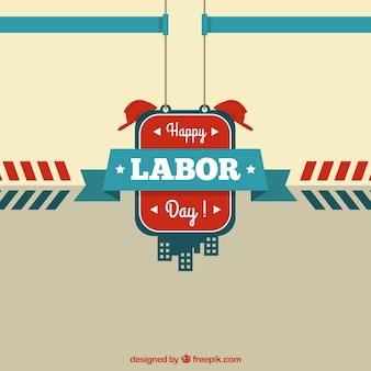 Labor day beautiful background
