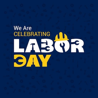 Labor Day Celebration Background