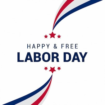 Labor day creative background
