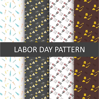 Labor day patterns
