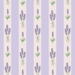 Lavender seamles wallpaper