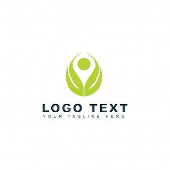 Логотип листьев