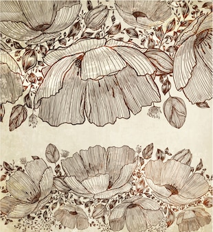 Leaf wallpaper background decorative shape