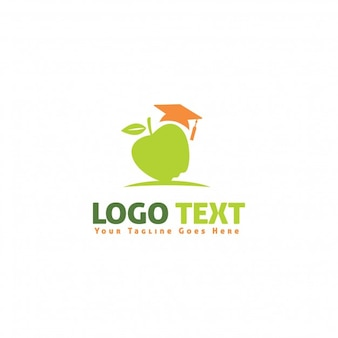 Learning center logotype