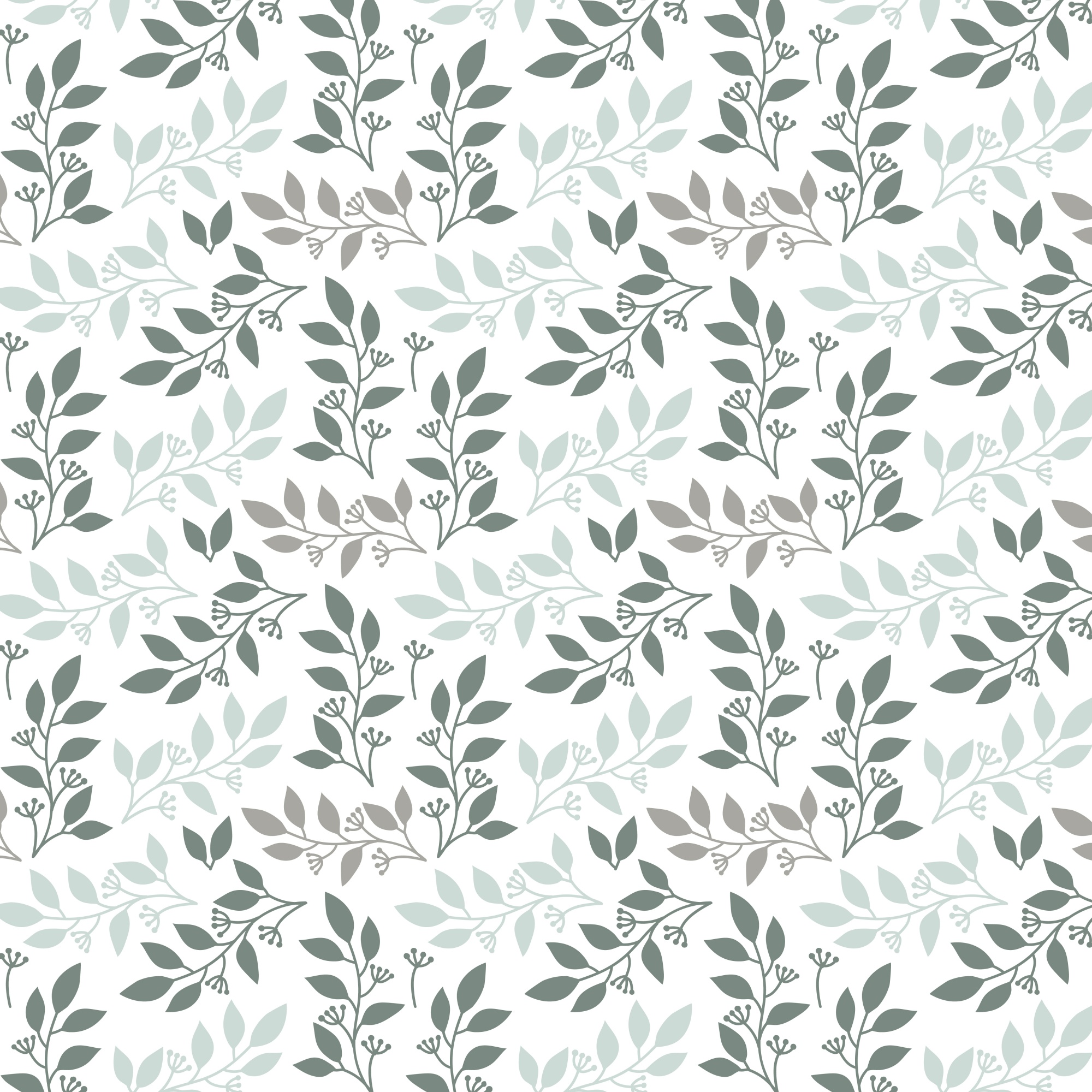 Leaves pattern background