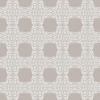 Leaves shapes pattern design