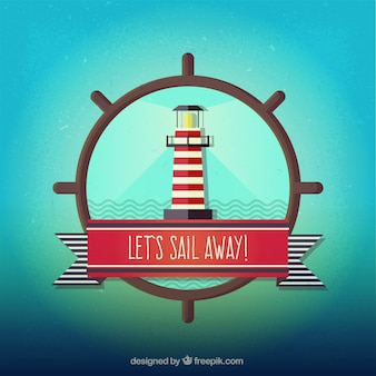 Let's sail away