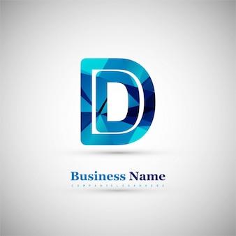 Letter d symbol