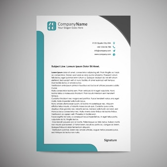 Letterhead Vectors Photos And Psd Files Free Download