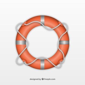 Lifeguard float