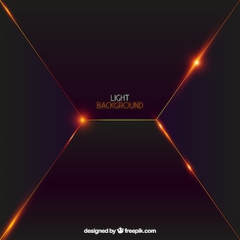Light background in abstract style