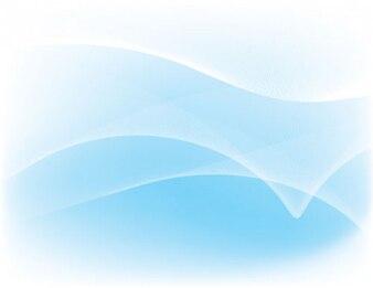 Light blue color waves