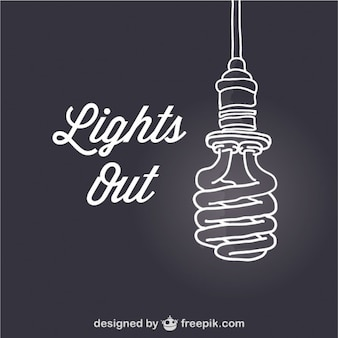 Lights out bulb