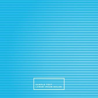 Lines blue background