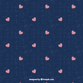 Little hearts pattern