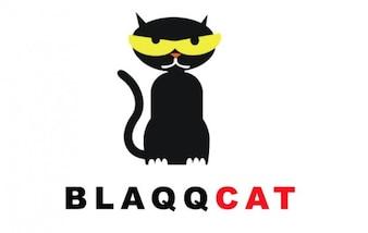 Logo Blaqq Cat