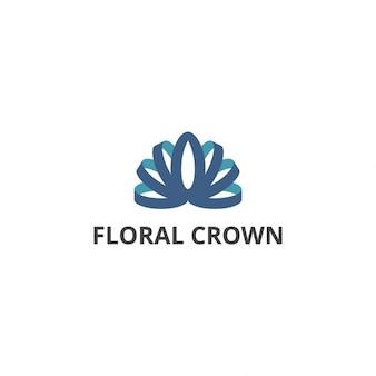 花クラウンロゴ
